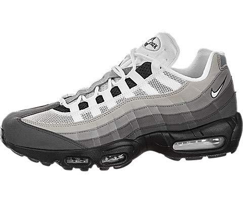 new concept 9412d 02637 Nike Air Max 95 OG, Chaussures d Athlétisme Mixte Adulte, Multicolore (Black