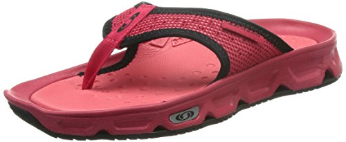 Salomon Damen RX Break Sport-& Outdoor Sandalen, (Lotus Madder Pink/Black), 40 2/3 EU
