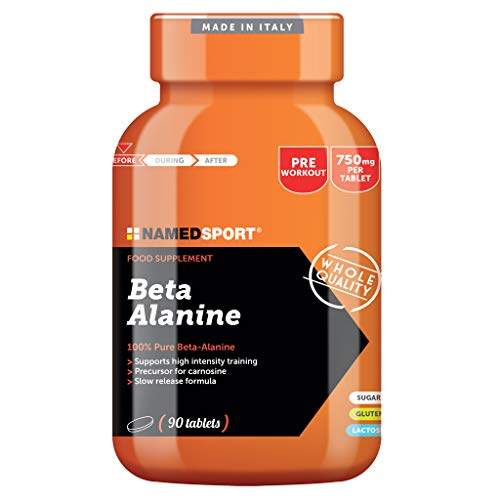 Named Sport Beta Alanine, 90 compresse