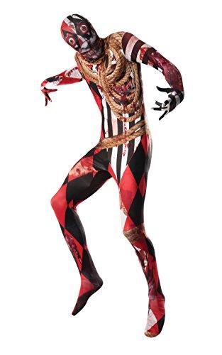 Rubie 's Offizielles Erwachsene 's acro-Splat Halloween 2nd Skin Kostüm–Medium