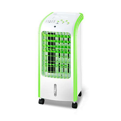 Elektrischer Ventilator Klimalüfter Kühlventilator Kühlung Haushalt Wasserkühlung Klein Luftkühler Fernbedienung Ventilator Kleine Klimaanlage (größe : Remote control)