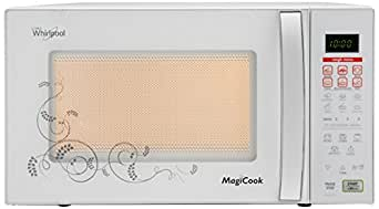 Whirlpool 20 L Grill Microwave Oven (Magicook Deluxe-20L, White)