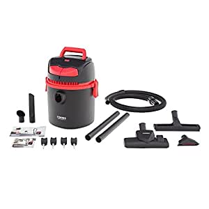 Eureka Forbes Trendy Wet and Dry DX 1150-Watt Vacuum Cleaner (Black and Red)