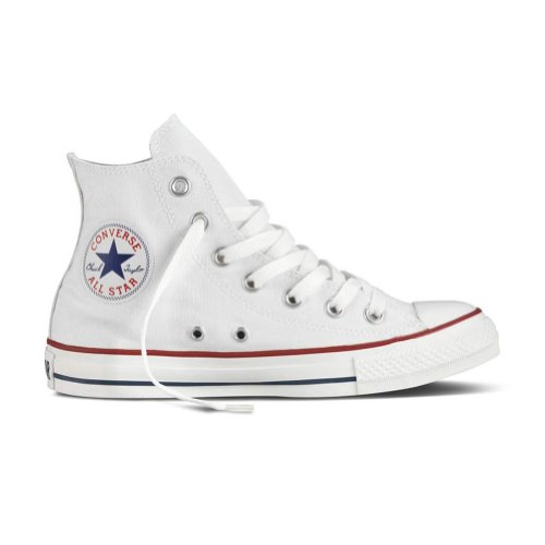 Converse 144826, Femme Sneakers Optical White