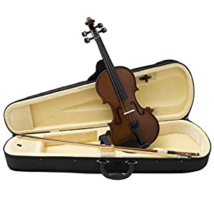 Theodore 1/4 Size Beginner Violin Outfit