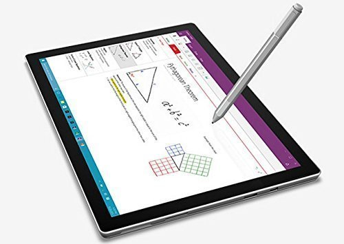 For Sale Microsoft Surface Pro 4 Tablet (Intel Core i7, 16 GB RAM, 1 TB SDD, Intel Iris Graphics Card, Windows 10) – Black/Silver on Line