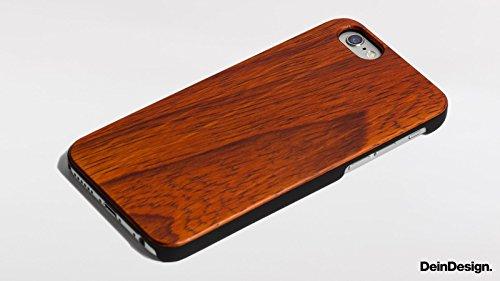 Apple iPhone 6 Holz Hülle Tasche Case Schutzhülle Wooden Kevlar Cover Holz Hard Case Palisander