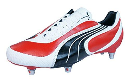 Puma V3.08 SG Hommes Bottes de football en cuir