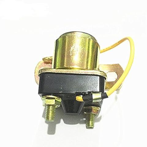 Shenlang 50A Auto Motor Starter Solenoid Relay 12V