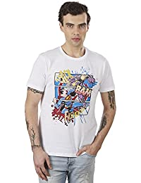 Superman by Free Authority Men's T-Shirt