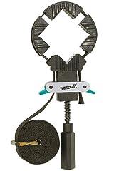Wolfcraft 3416000 Rahmen-Bandspanner mit 4