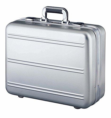gt-line R7/Top–Werkzeugkoffer mit der Tasche Gummizug in Aluminium eloxiert (Innenraum 474x 355x 178mm) - 2