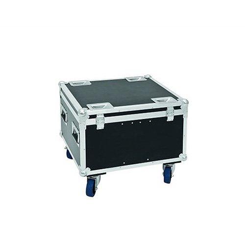 Roadinger 51836880 Transport Hülle für 4x EYE-7 RGBW mit Rollen