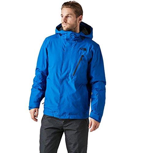 The North Face North Face M Descendit Jacket–Herren Jacke, EU, Grau–(asphaltgrywoodchipcamoprt)