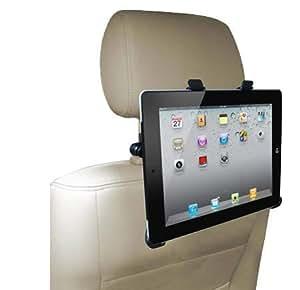 COLT? iPad and Tablet Car Headrest Mount Holder for iPad 1, iPad 2, iPad 3, iPad