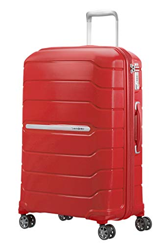 Samsonite Flux - Spinner Bagage Cabine 68 Centimeters 95 Rouge (Red)