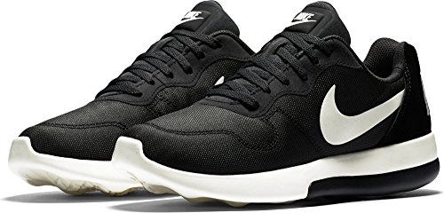 Nike 844901, Sneakers Basses Femme Multicolore (Negro / Gris)