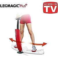 L Original LEG Magic Plus. Herramienta Fitness para el entrenamiento Audio de patas y Culo. Ejercicio para Glúteos de Urlo. Para migliorare L efecto y ...