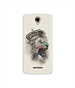Kaira High Quality Printed Designer Soft Silicon Back Case Cover For Panasonic P50 Idol(1438)