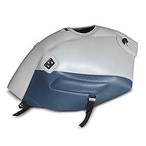 Protège Réservoir Bagster Yamaha FJR 1300 2005 gris clair/dauphin bleu