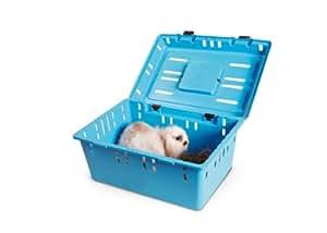 nobby 81040 01 transportbox f r kleine hunde und katzen. Black Bedroom Furniture Sets. Home Design Ideas