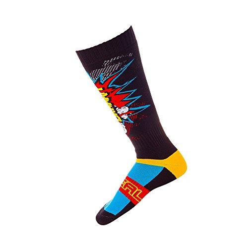 O`Neal Pro MX Sock BRAAAPP black/multi