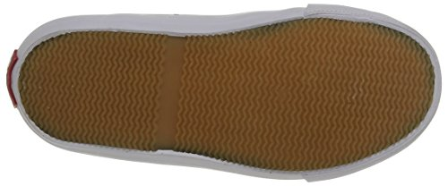Levi's Palo Unisex-Kinder Hohe Sneakers Rot (burgundy grey 183)