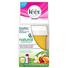 Veet Recambio EasyWax Roll-on eléctrico Natural Inspirations - 50 ml