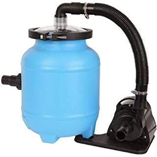 Aqua Forte EZ Clean 200 Filter Blue