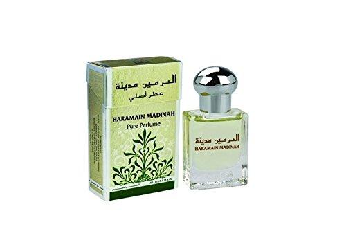 Al Haramain Madinah 15ml al haramain parfümöl hochwertig arabisch oud misk musk