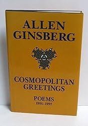 Cosmopolitan Greetings: Poems, 1986-1992 by Allen Ginsberg (1994-12-31)