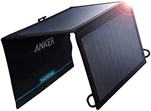 Anker Port 2-Port USB Solar Panel Charger with PowerIQ and Industry-Leading Cell for iPhone 6s/6/Plus,iPad Air/Mini, Galaxy S6 and More,, 15W