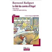 Le Bal du comte d'Orgel de Raymond Radiguet ( 29 mars 2012 )