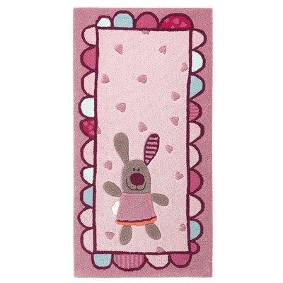 Sigikid Kinderteppich 3 Happy Friends Hearts SK-3350-01, Teppichgröße:170 x 240 cm