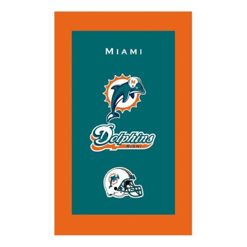 KR Strikeforce Bowlingtaschen Miami Dolphins NFL Lizenzprodukt