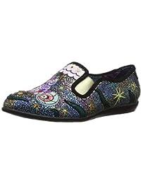 Irregular Choice Oops a Daisy, Zapatos de Tacón con Punta Cerrada para Mujer