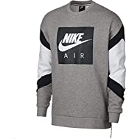 Nike M NSW Air Crew FLC Pull Homme