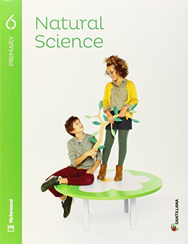 NATURAL SCIENCE 6 PRIMARY STUDENT'S BOOK + AUDIO