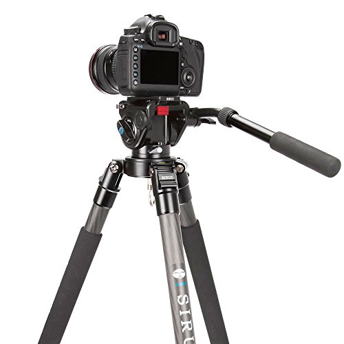 Videokopf Sirui VH-10