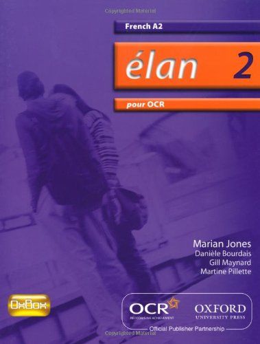 Élan 2: Pour OCR A2 Students' Book