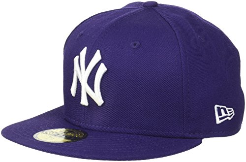 New Era - MLB Basic NY Yankees 59Fifty Fitted - Casquette de baseball Homme