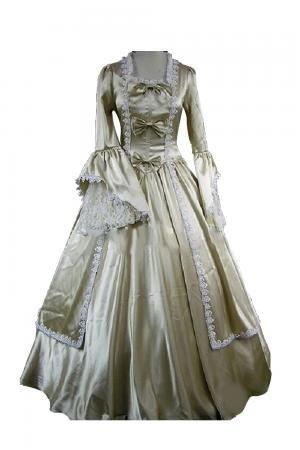Damen Lolita Kleid Cosplay Kostüm,Damen Gothik Bügel Spitze Halloween Korsagen, Jahrgang...