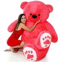 RIDDHI 3 Feet Very Soft Lovable/Fluffy/Spongy Huggable Teddy Bear for /Birthday Gift/Boy/Girl/Valentine/Anniversary…