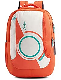 Skybags Pogo Extra 35 Ltrs Coral School Backpack (BPPOGE3COR)