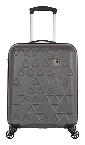 Revelation Echo – C1 4W Standard Carry On Spinner Charcoal Maleta, 55 cm, 34 liters, Gris (Charcoal)