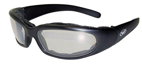 Global Vision Chicago 24 Photochromic Padded Sunglasses Medium Size