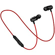 Auriculares Bluetooth Inalámbricos con Microfono,Aita BT930 Auriculares Deportivos Bluetooth 4.1 Magnéticos Resistente al Sudor