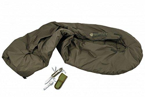 Carinthia Survival-Schlafsack Defence 1 Top 200cm Militär