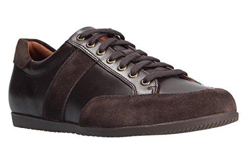 Ralph Lauren Herren Dark Braun Price Sneakers-UK 11