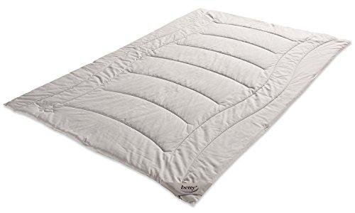betty® Kamelhaar Steppbett, weiß Light 155X220 CM